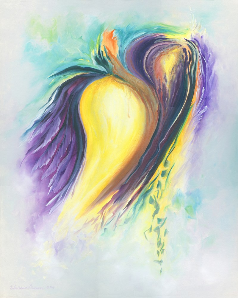 #24 of 100 Colorful Meditation WEB