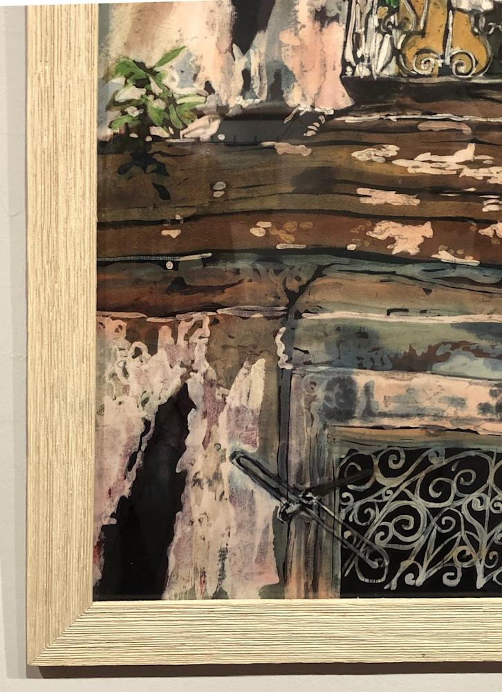 Havana frame detail