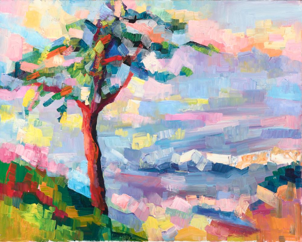 TreeAtTheEdge(SantaCruz)