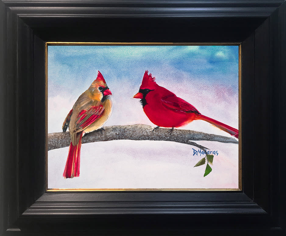 mr mrs cardinal show mini