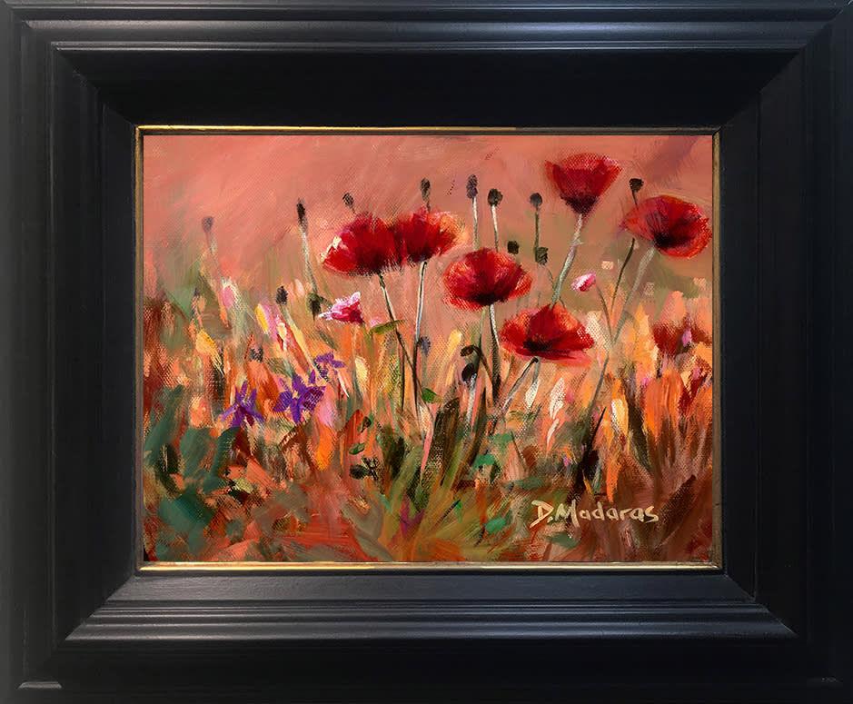 poppies show mini