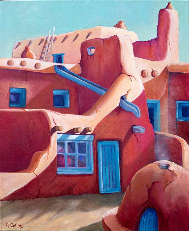 Pueblos of New Mexico FB