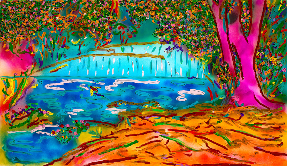 Under A Viloet Tree
