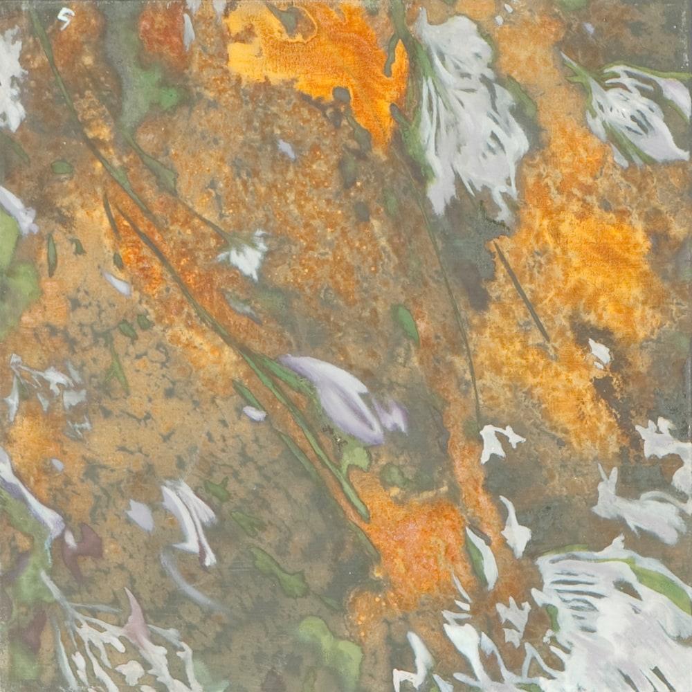 Disintegration II Unframed 1200 x 1200 for Original Art Page