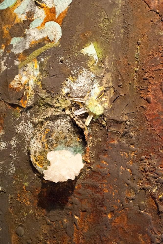 The Jade Vine Crystal Detail II 1800 x 2700