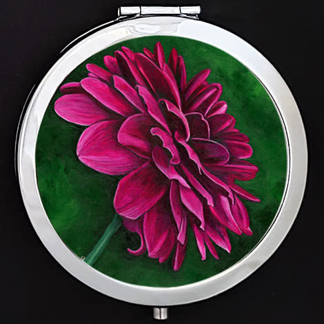 Delightful Dahlia compact website