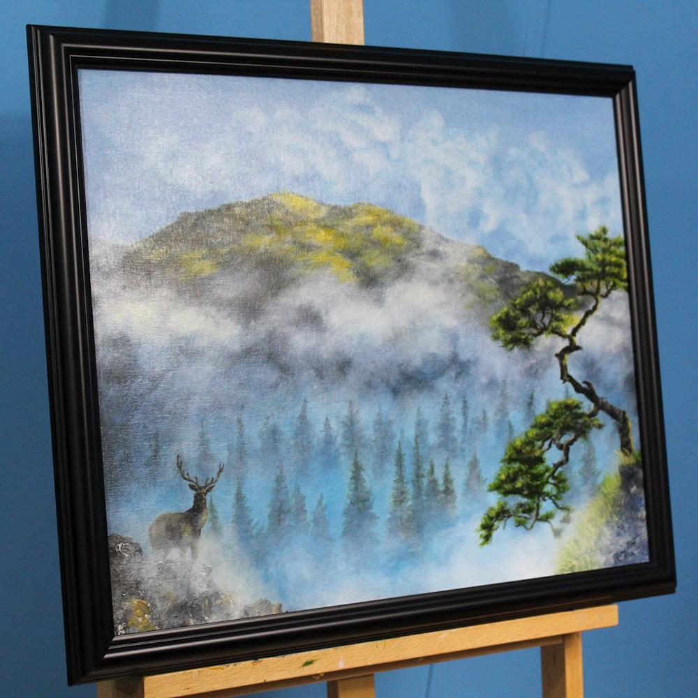MistyHills Framed2
