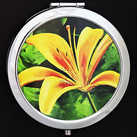 Day Lily compact website