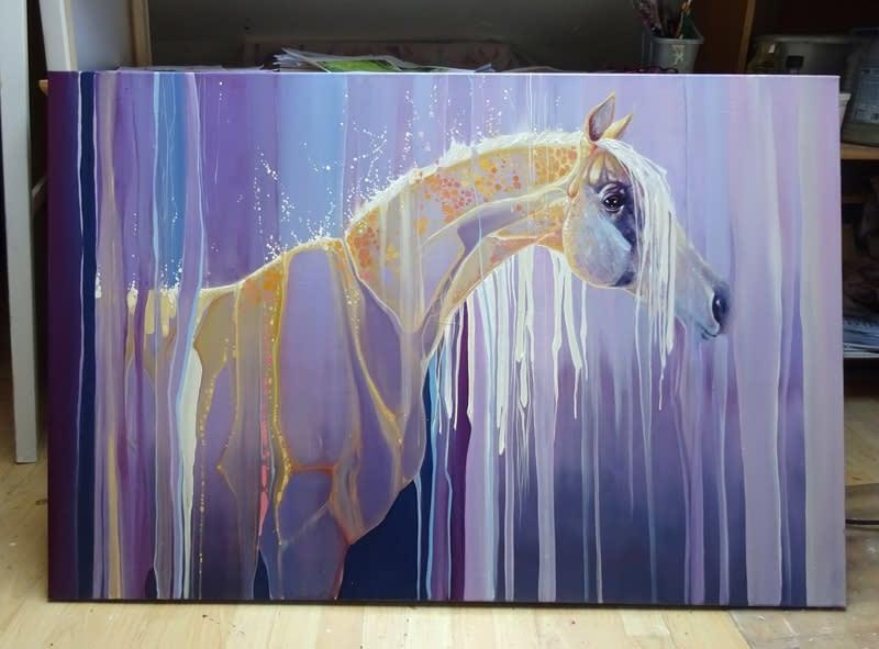 assembling horse by gill bustamante d1 S