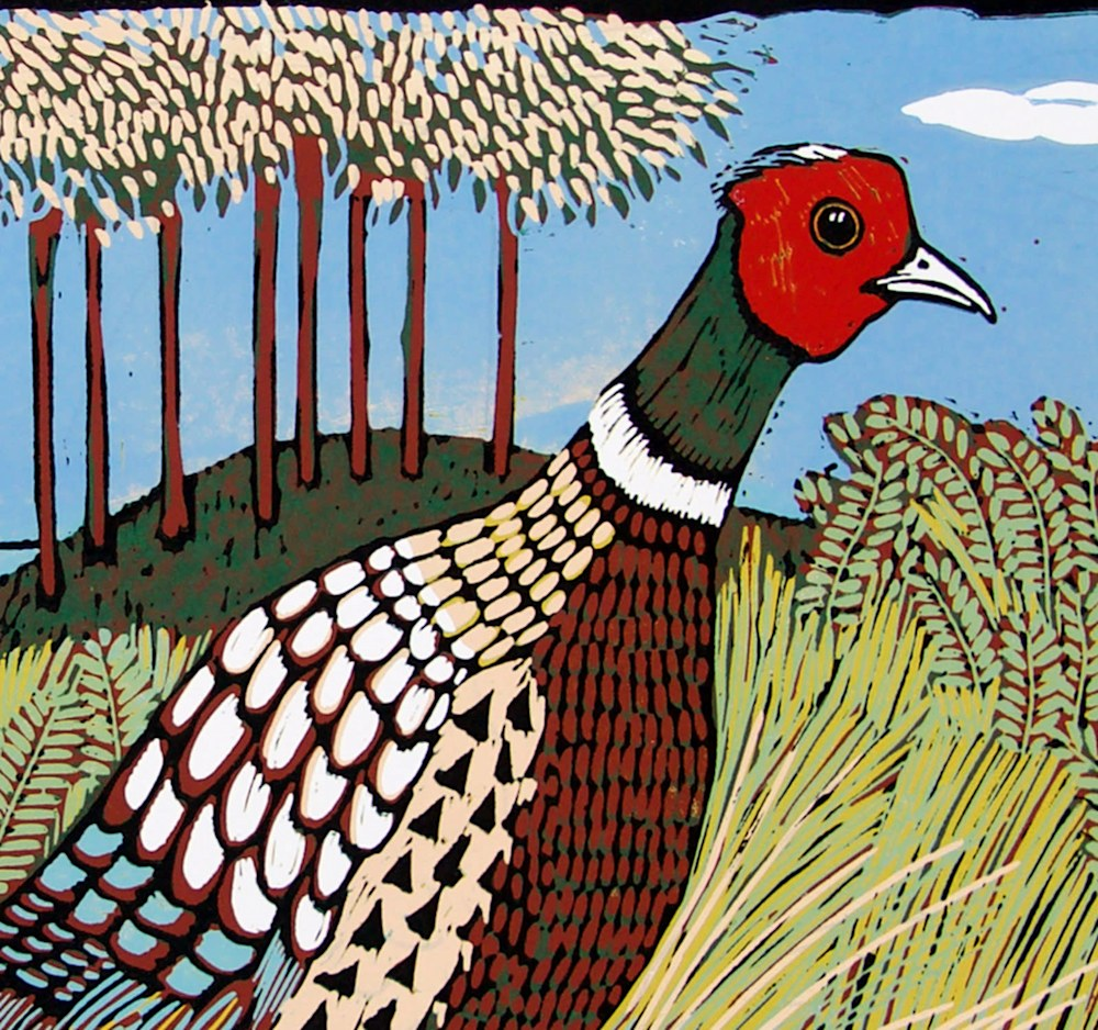 Pheasant Land detail