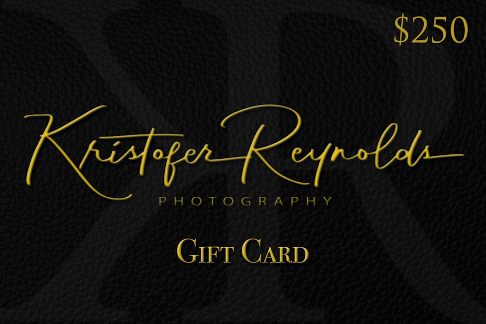 KR Gift Card $250