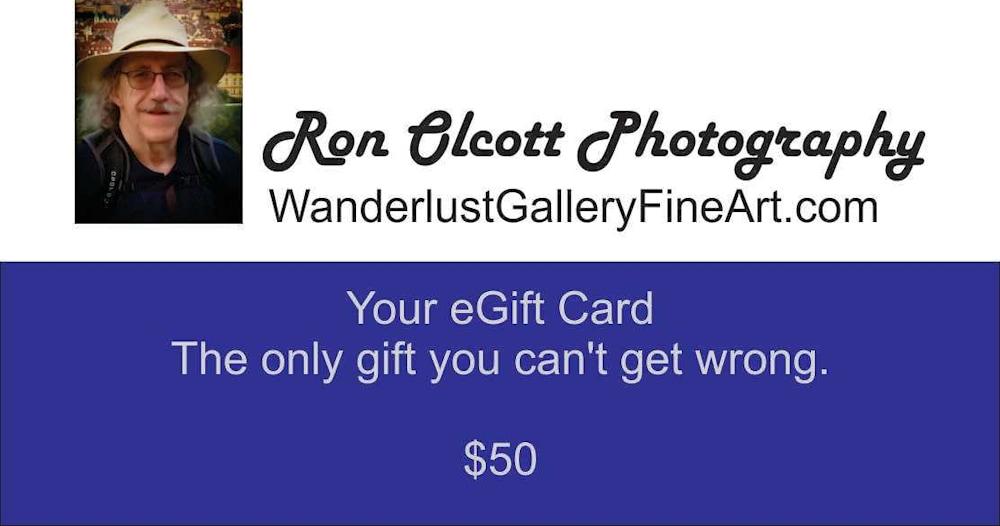 Gift Card Pretty 50