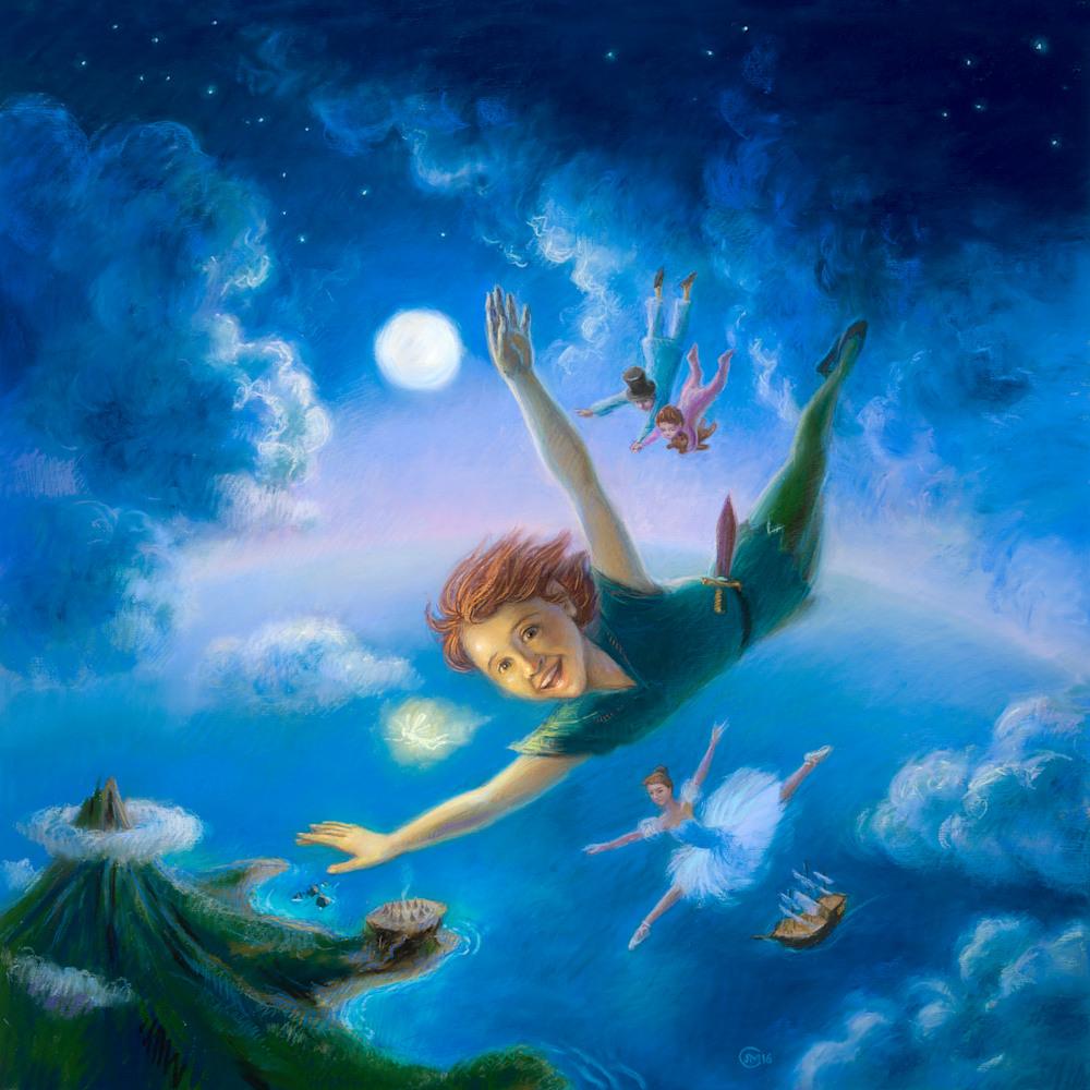 Peter Pan 2016 LyubaBogan ORIGINAL
