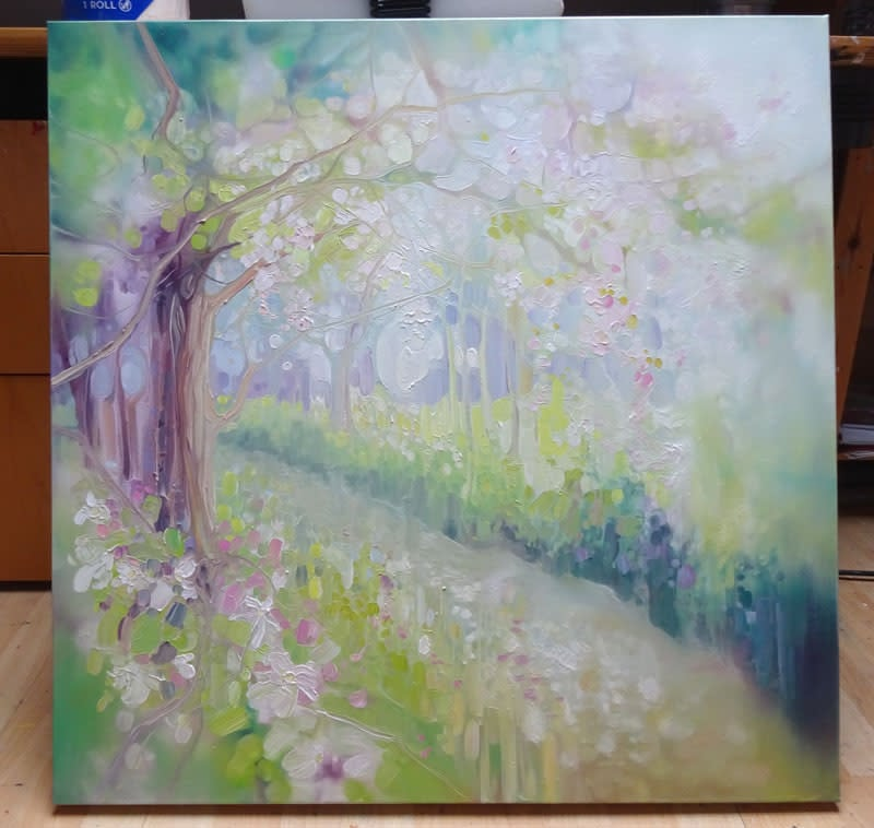 spring orchard by gill bustamante d1 S