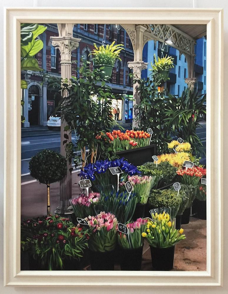 nightmarket framed
