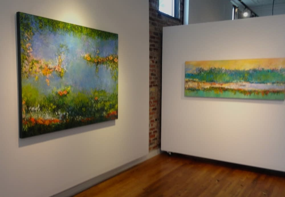 Tracy Lynn Pristas Solo Painting Exhibition Denver