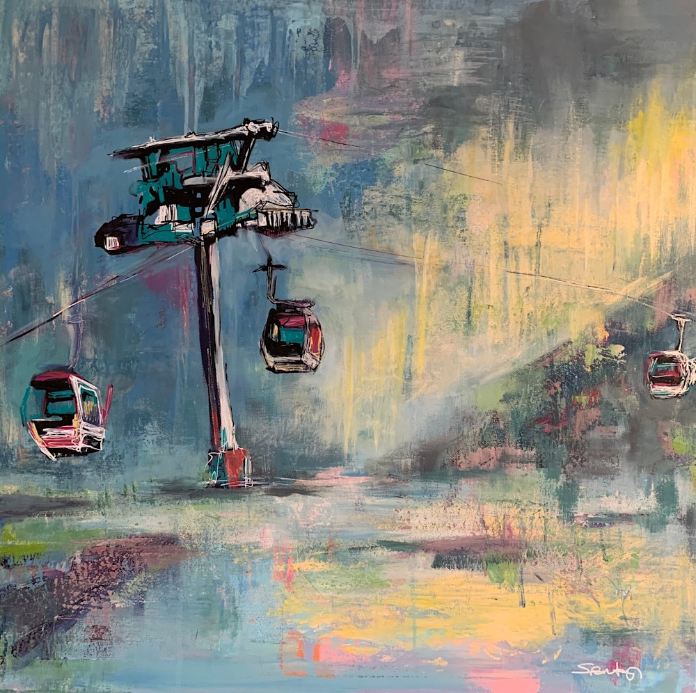 Ski Lift IIII