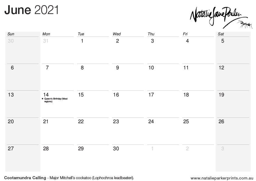 NJP 2021 Calendar A4 Jun cal