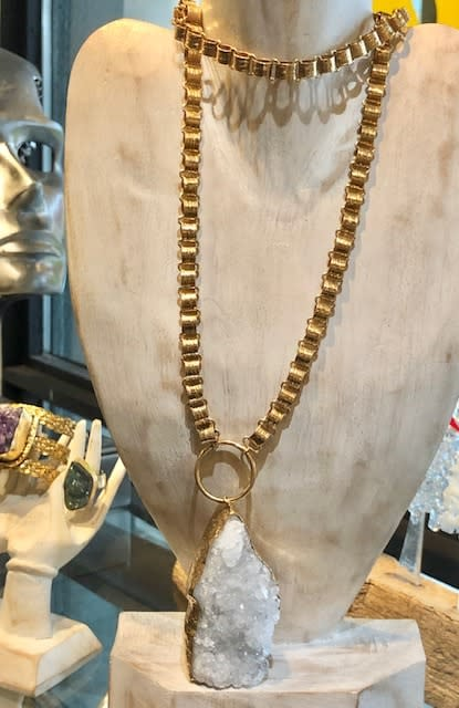 The AKASHA Necklace