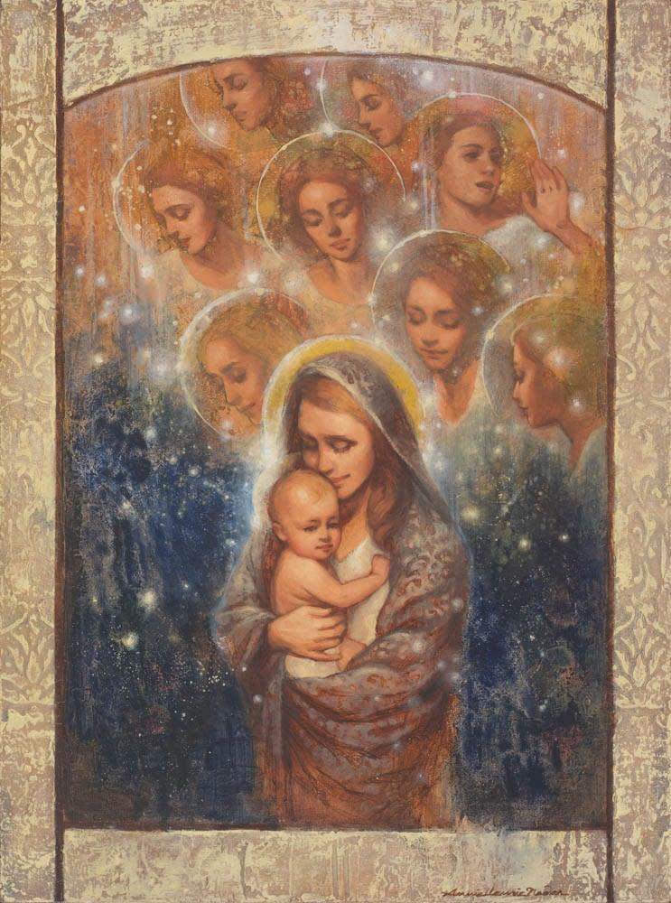 Holy Night AH150 Annie Henrie Nader