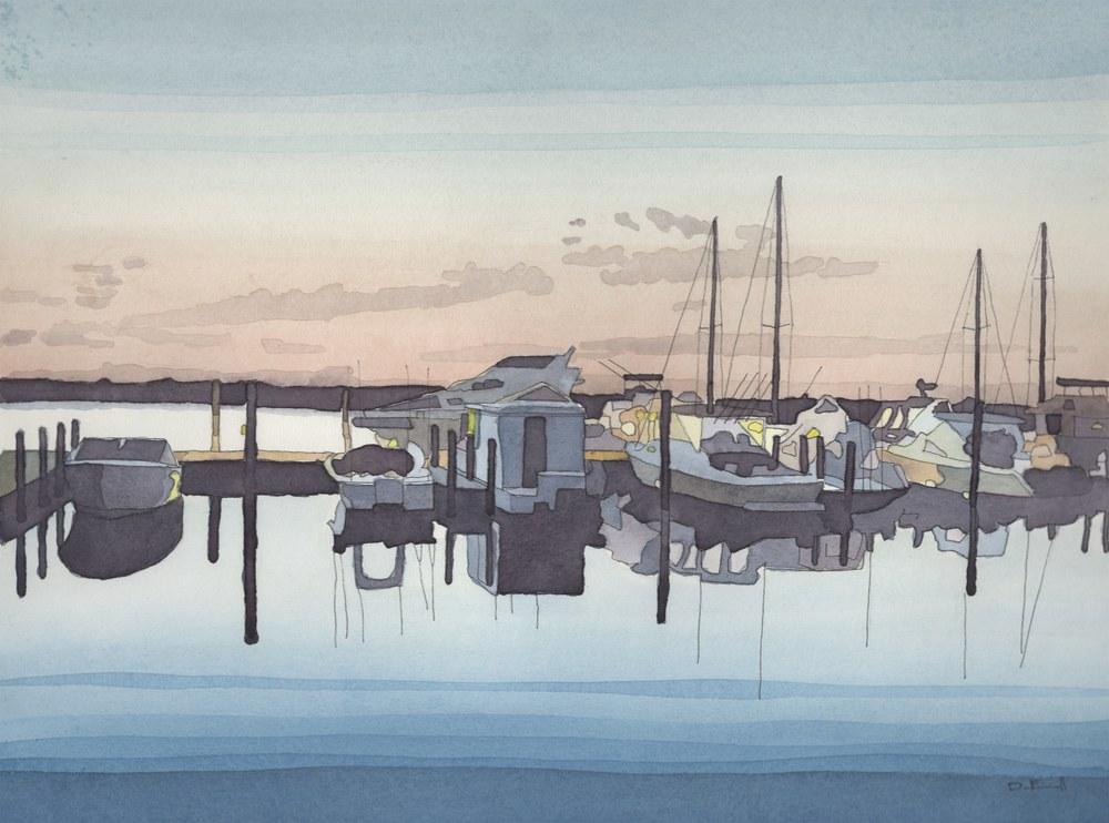leland township harbor