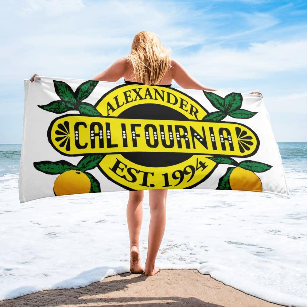 Cali Towel