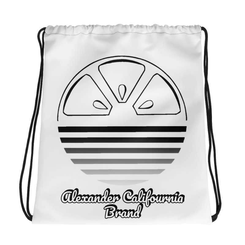 Califournia Drawstring Bag