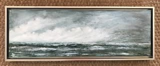 tides out 38x14 silver