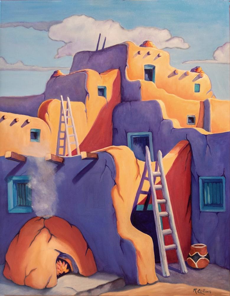 Taos Pueblo II  FB