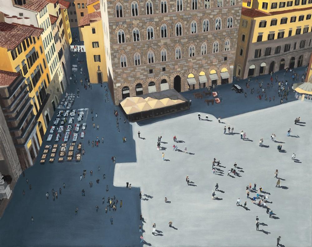 Piazza Signoria Florence 2020 WEB
