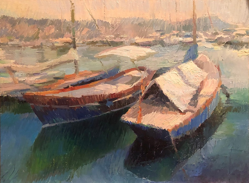 Collymore Blue Boats 1000