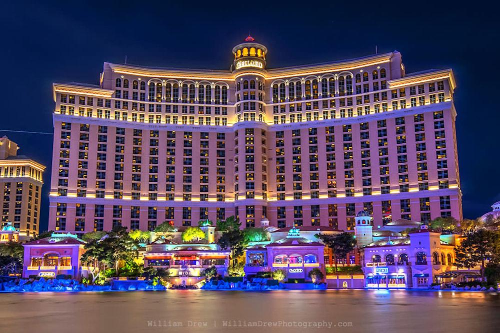 The Bellagio Vegas sm