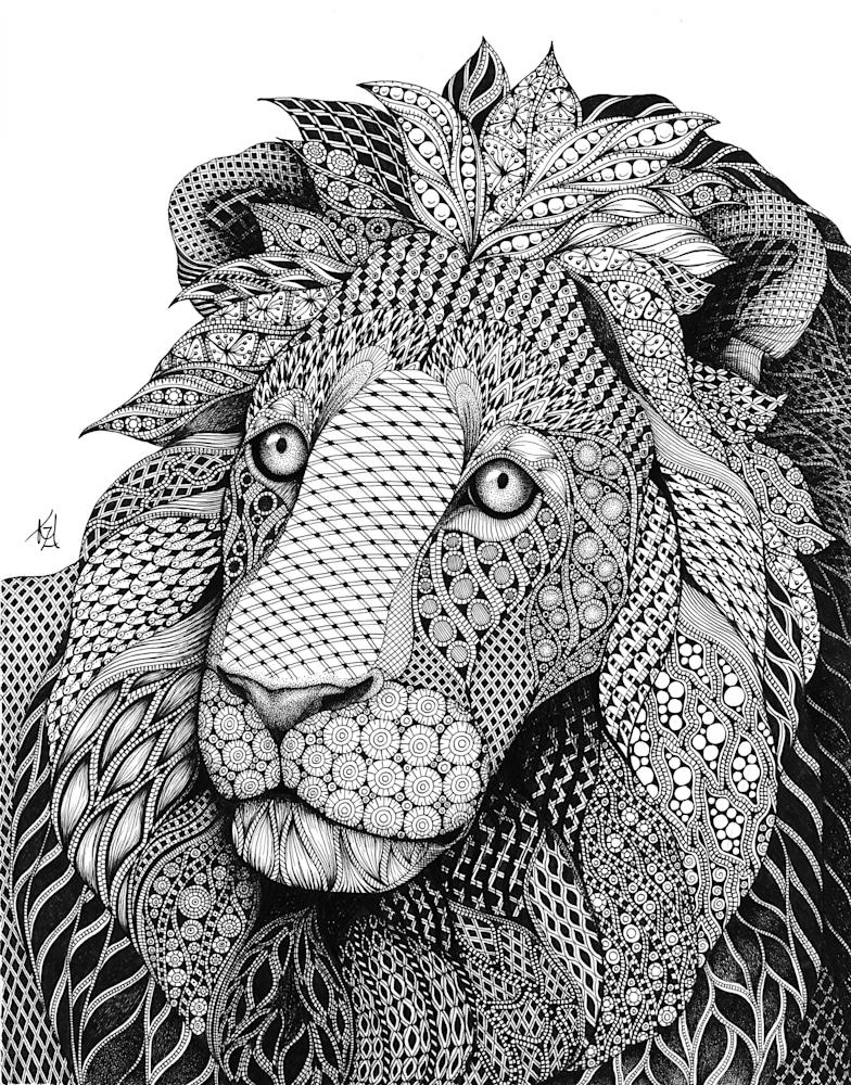 Lion Kingdom Dweller LE