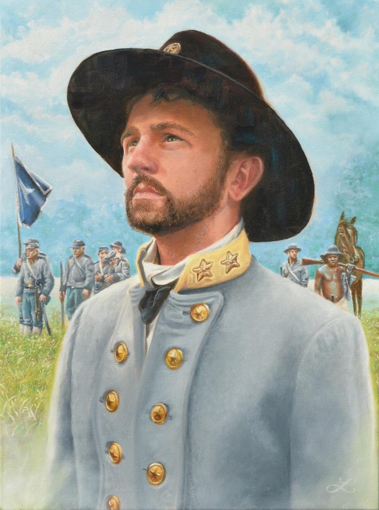 John Walker and the Texas Rangers