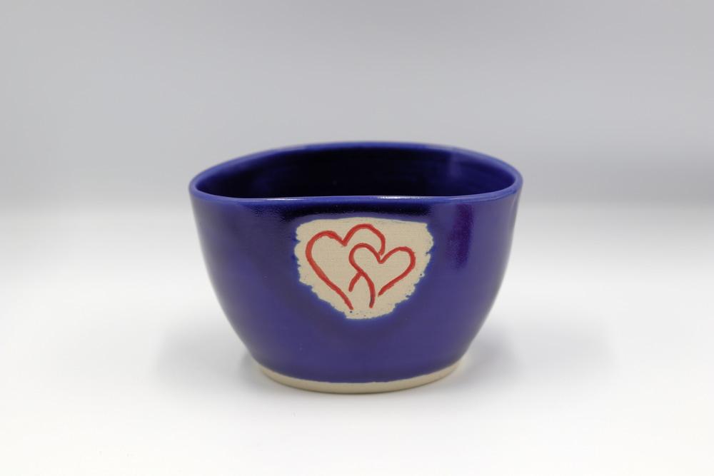 Anne Chaney Blue Bowl $24