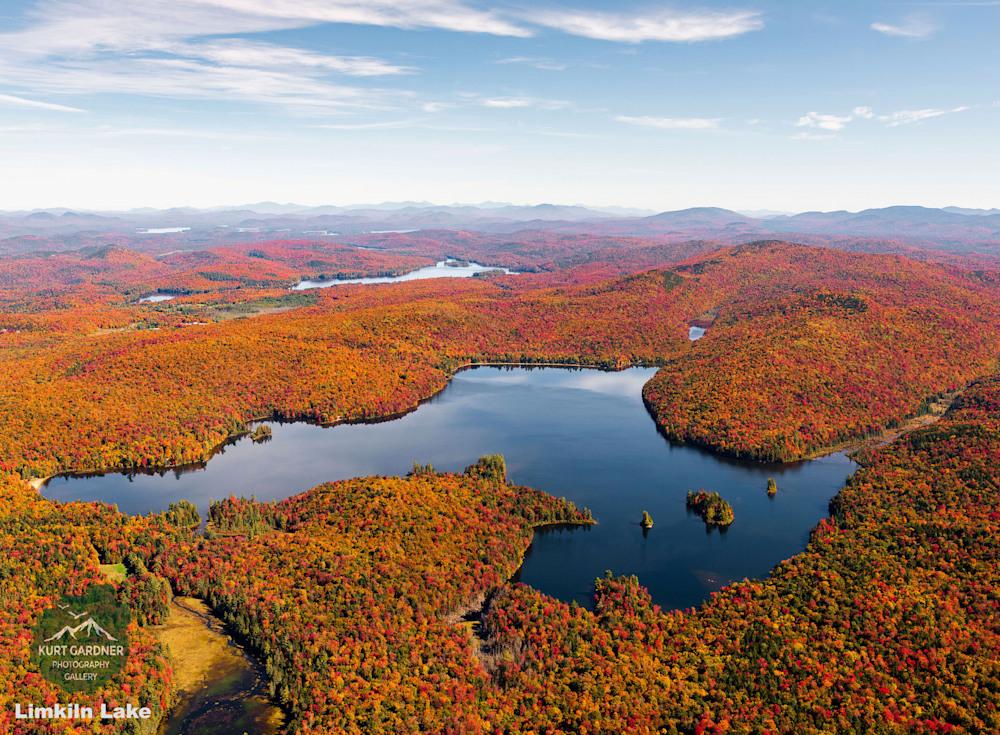 Limkiln lake fall copy puzzle