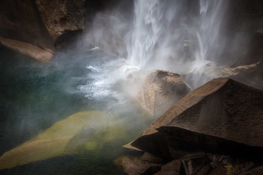 Mists of Vernal Fall