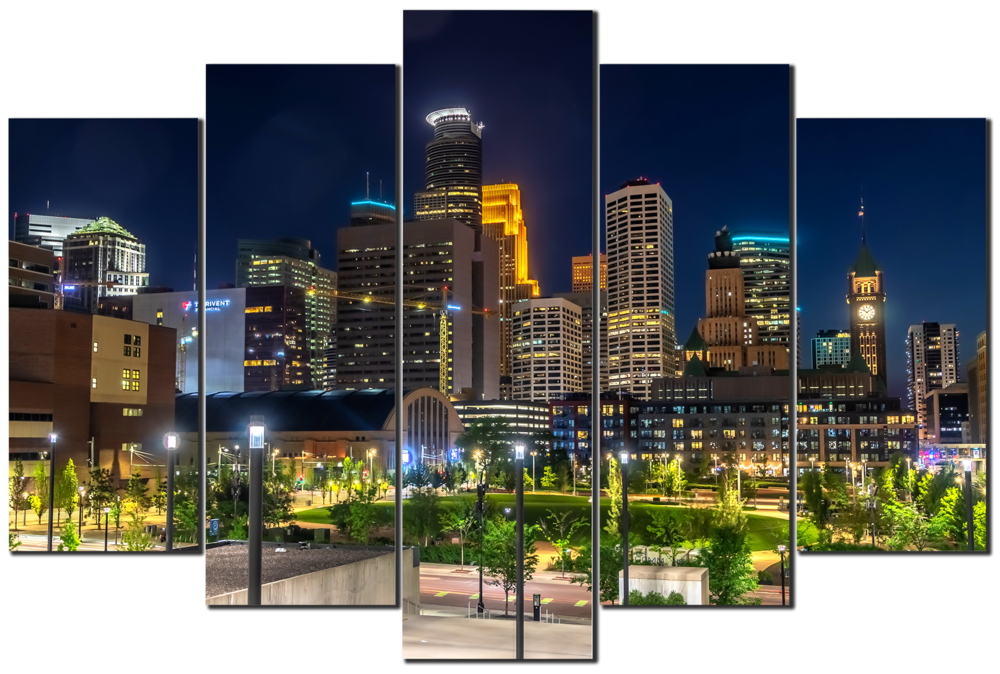 The Commons Skyline