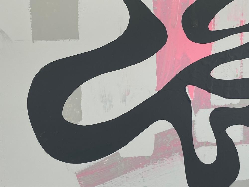 4 4 20 thomas matthew pierson amoeba fractal #4 18x24 acrylic on hardboard 2020 detail 4