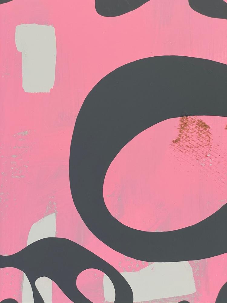 4 4 20 thomas matthew pierson amoeba fractal #5 18x24 acrylic on hardboard 2020 detail 1