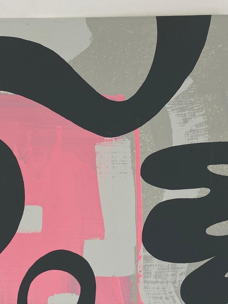 4 4 20 thomas matthew pierson amoeba fractal #6 18x24 acrylic on hardboard 2020 detail 1