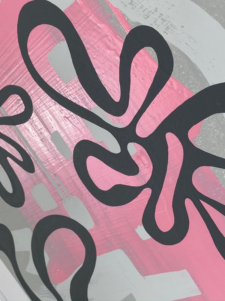 4 4 20 thomas matthew pierson amoeba fractal #6 18x24 acrylic on hardboard 2020 detail 4