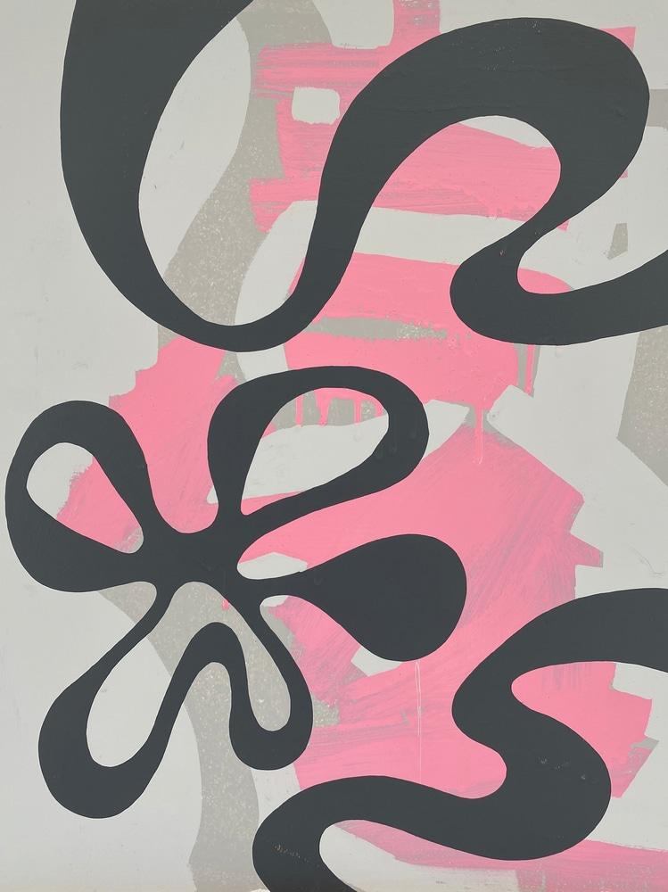4 4 20 thomas matthew pierson amoeba fractal #8 18x24 acrylic on hardboard 2020 cropped