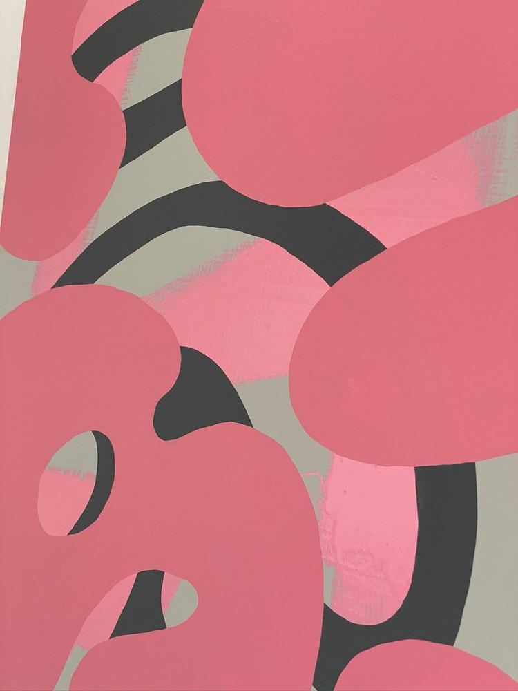 4 4 20 thomas matthew pierson amoeba fractal #14 18x24 acrylic on hardboard 2020 detail 6
