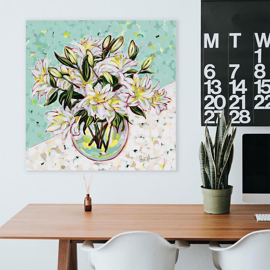 Jodi Augustine White Lilies mockup2