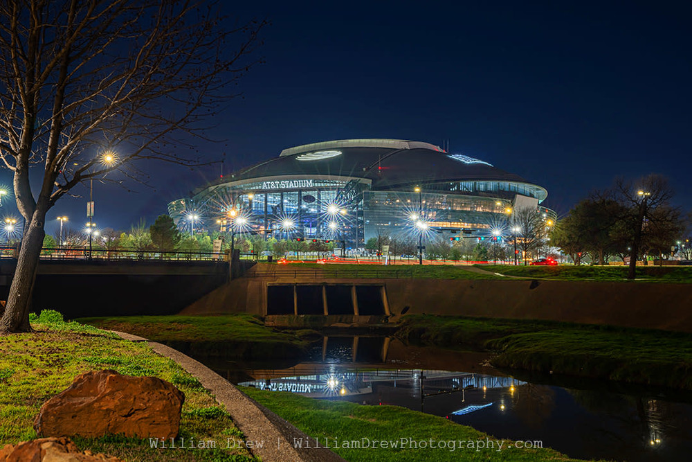 Dallas Cowboys AT&T Stadium sm