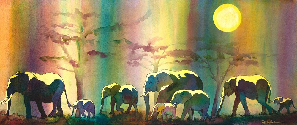Moon elephantssmall