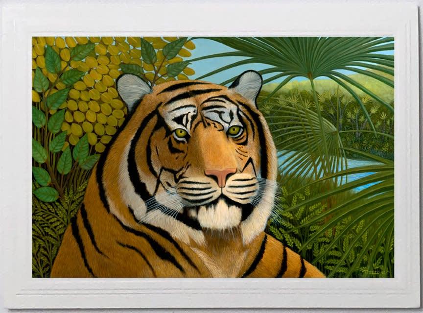 Tiger card asf
