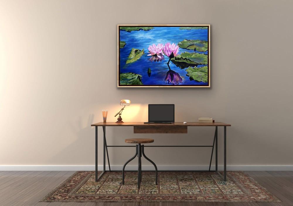 Waterlily Desk