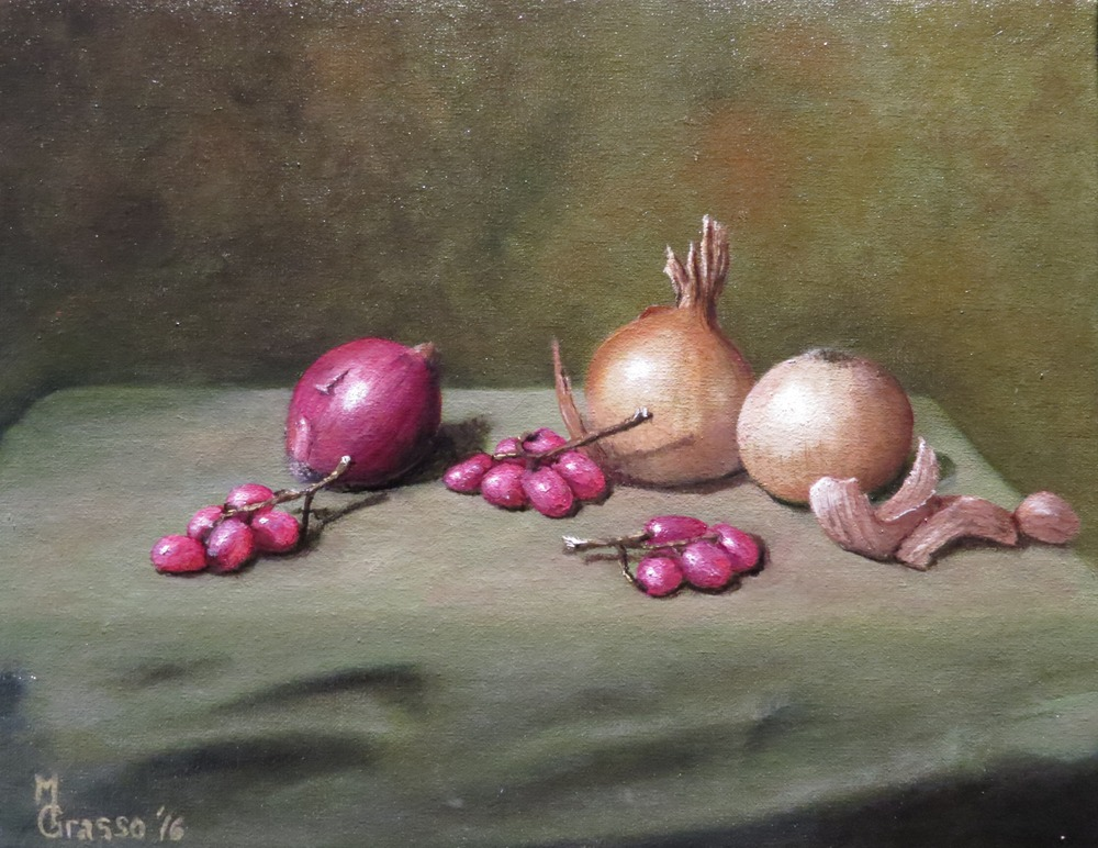 Onions and Grapes